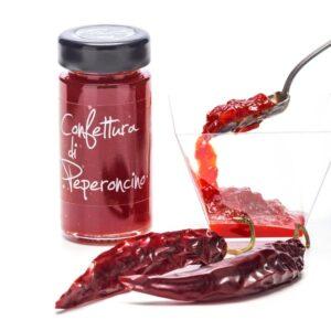 Confettura artigianale di peperoncino