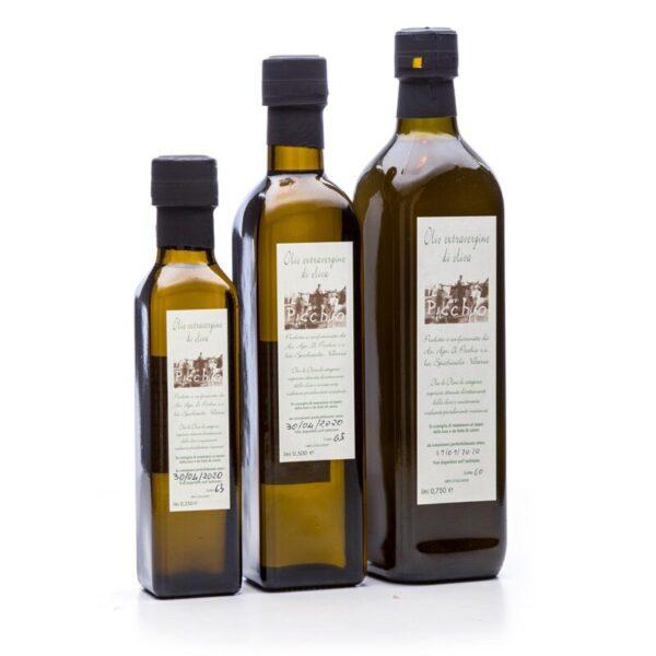 """Olio Extra vergine di oliva """"Fattoria il Picchio"""""""