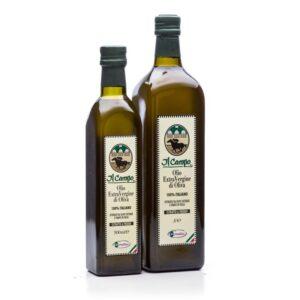 """L'olio extra vergine di oliva """"Il Campo"""""""