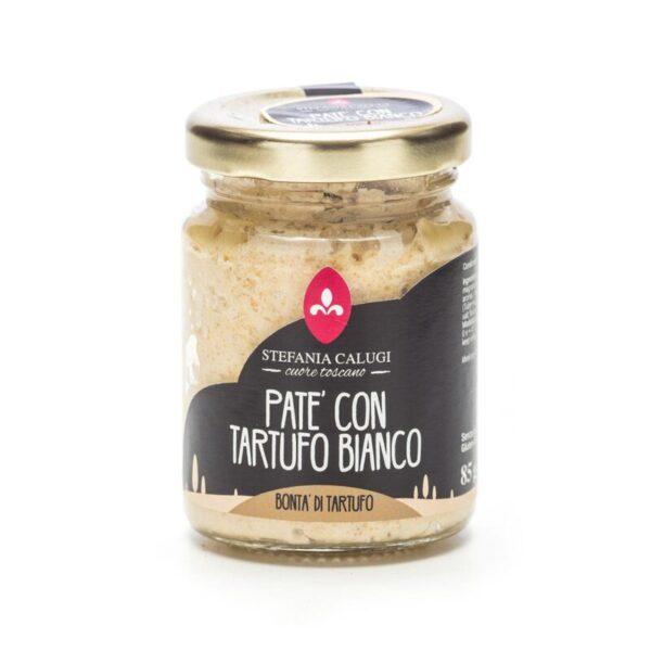Patè con Tartufo Bianco